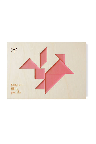 Bunny Tangram Puzzle