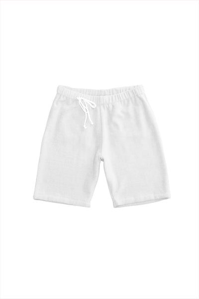 Terry Short White