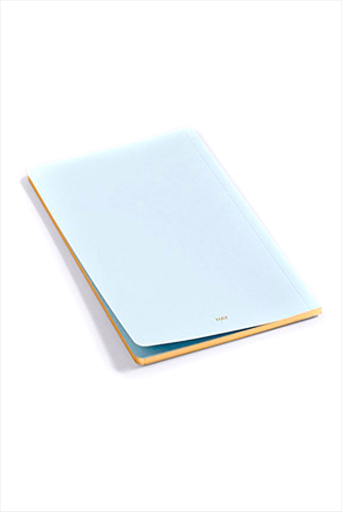 Edge Notebook Blue