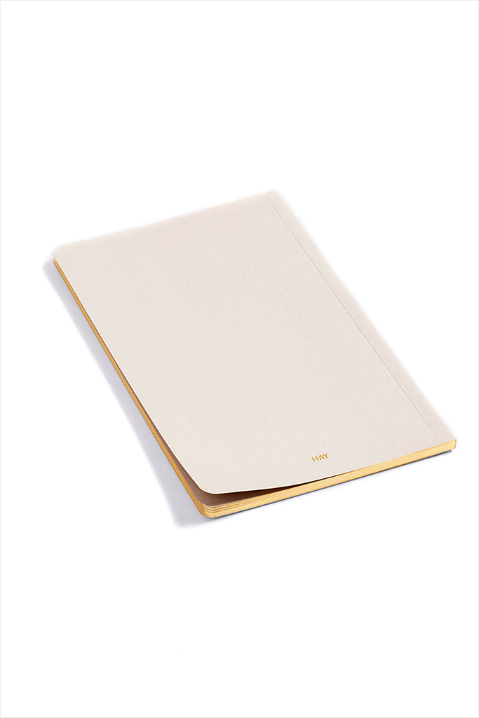 Edge Notebook Beige