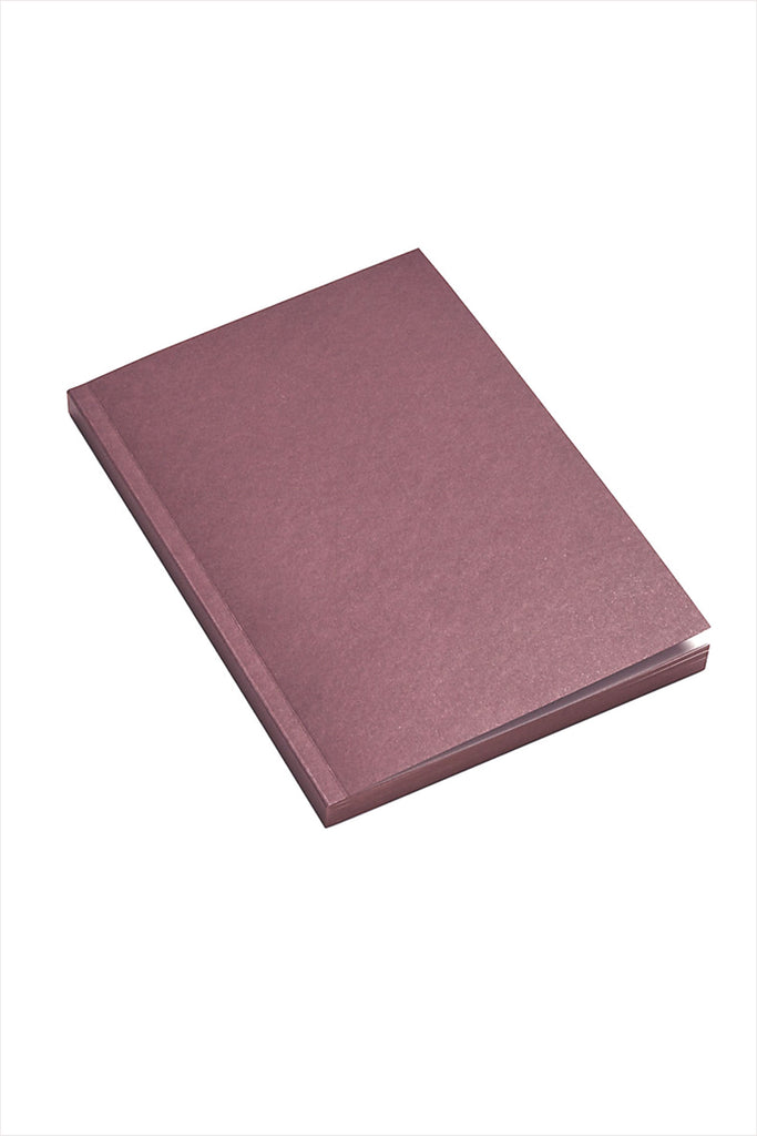 HAY Mono Notebook Burgundy