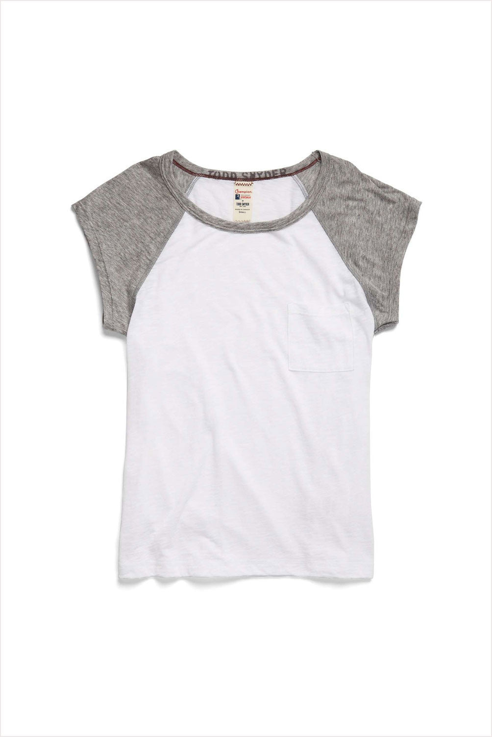 Todd Snyder + Champion Raglan Muscle Tee