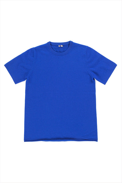 Extreme Cashmere n°64 Tee Primary Blue