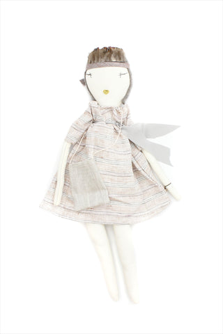 Jess Brown Tutu Doll