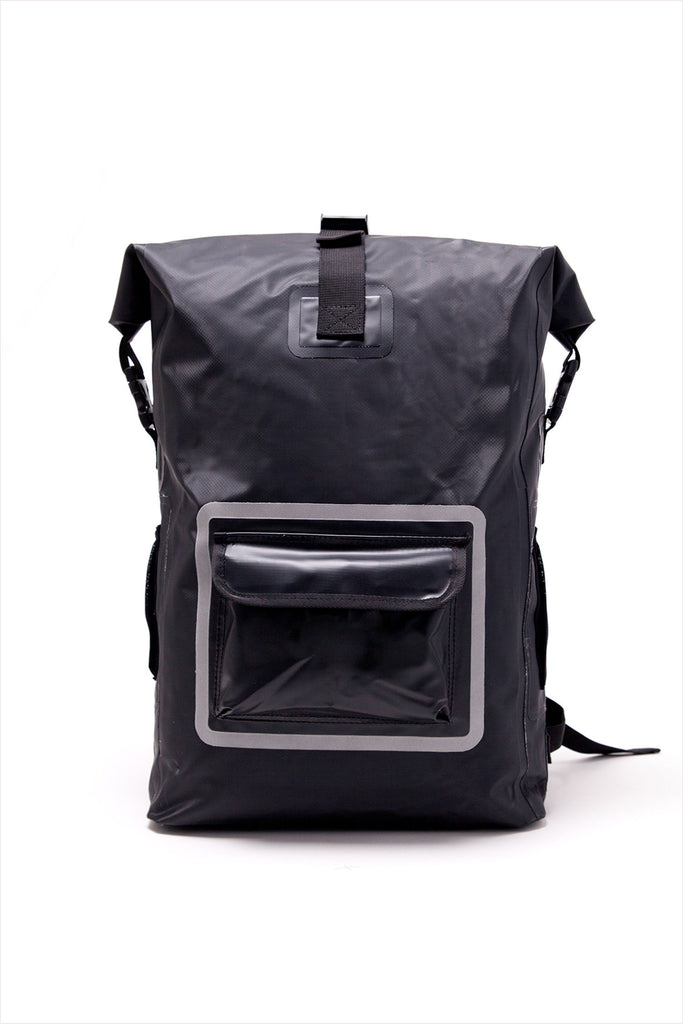 Louis Vèvre Cabourg Utah Bag Black