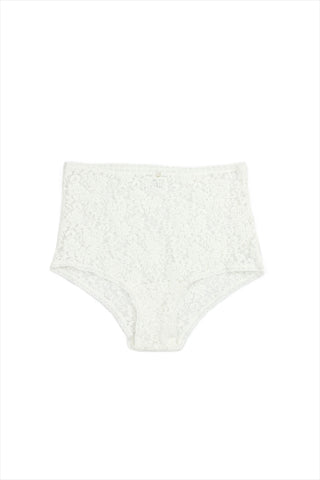 Classic Highwaist Lace Panty