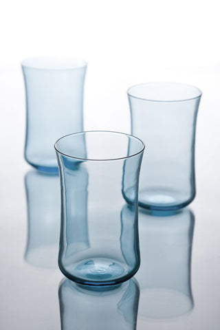 Water Glasses Set Of 4 Glacier