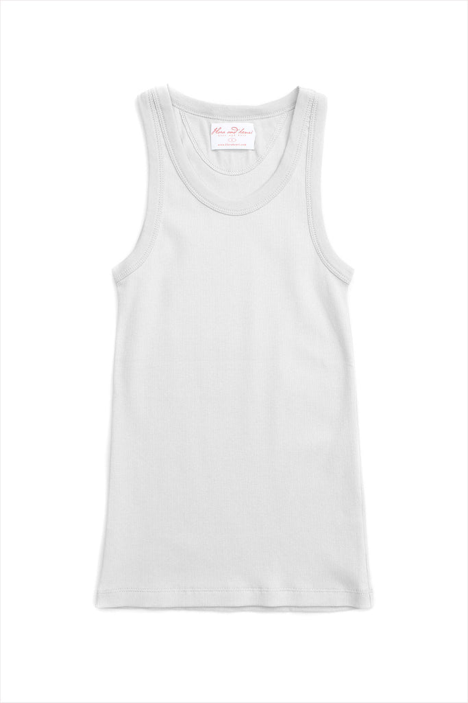 F&H Women's Ribbed Tank