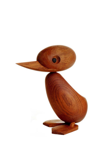 Wooden Duck One Size