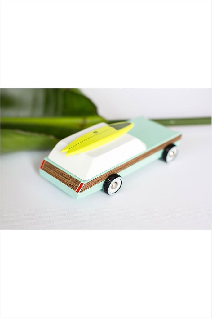 Woodie Redux Toy Car