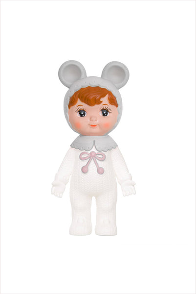 Snow Ears Woodland Doll