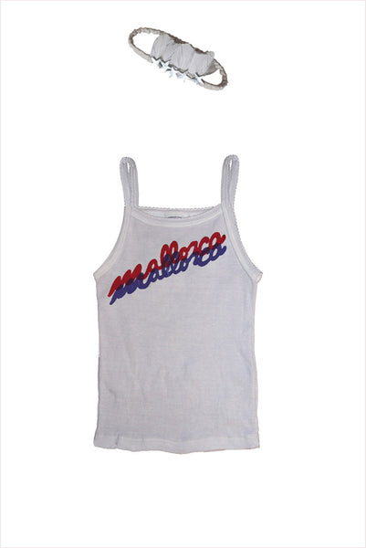 Wovenplay Mallorca Tank Top