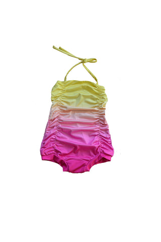 Wovenplay Ombre Swimsuit Sunset