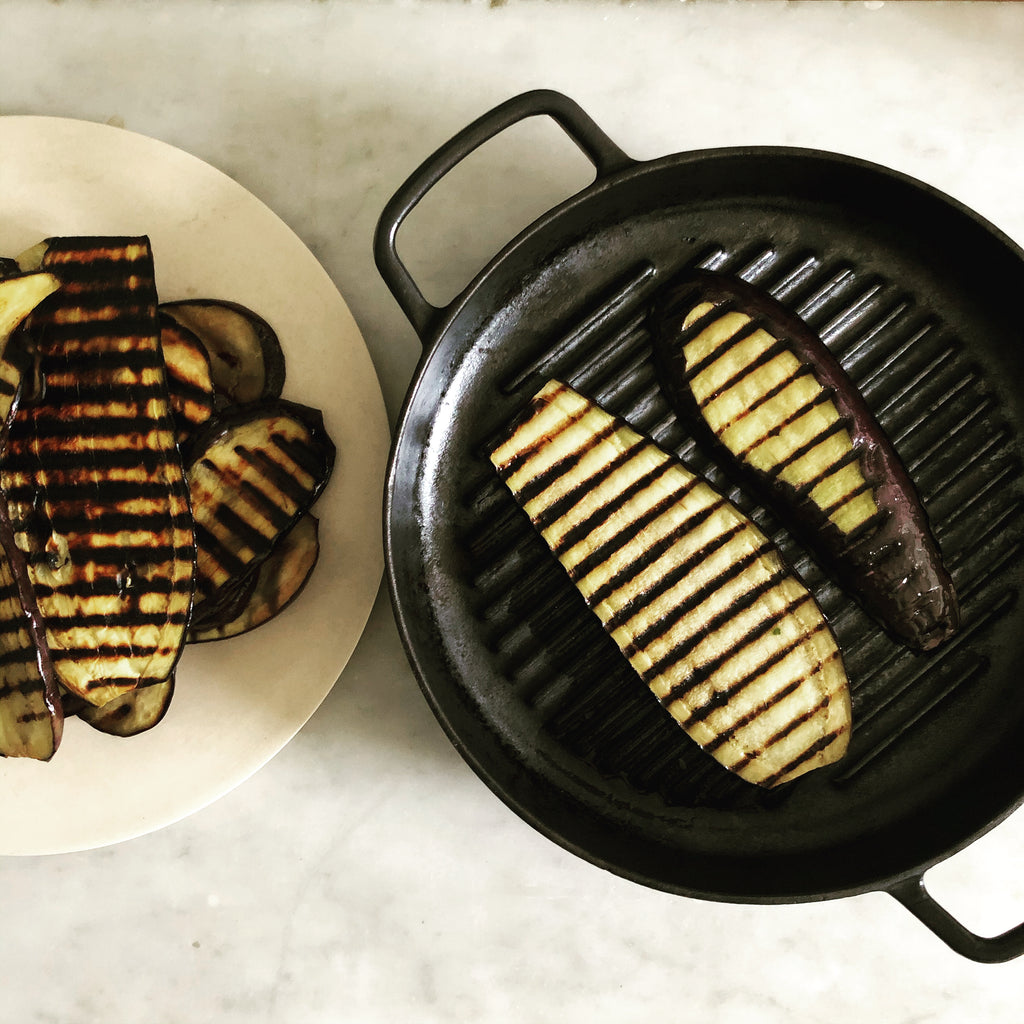 Cast Iron Griddle - C5