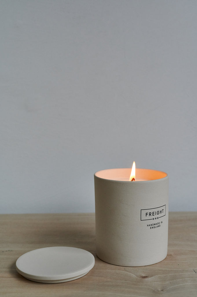 Vetiver & Oakmoss Candle