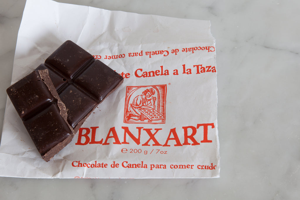 Blanxart Hot Chocolate Bar