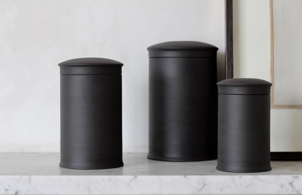 Basalt Storage Jars