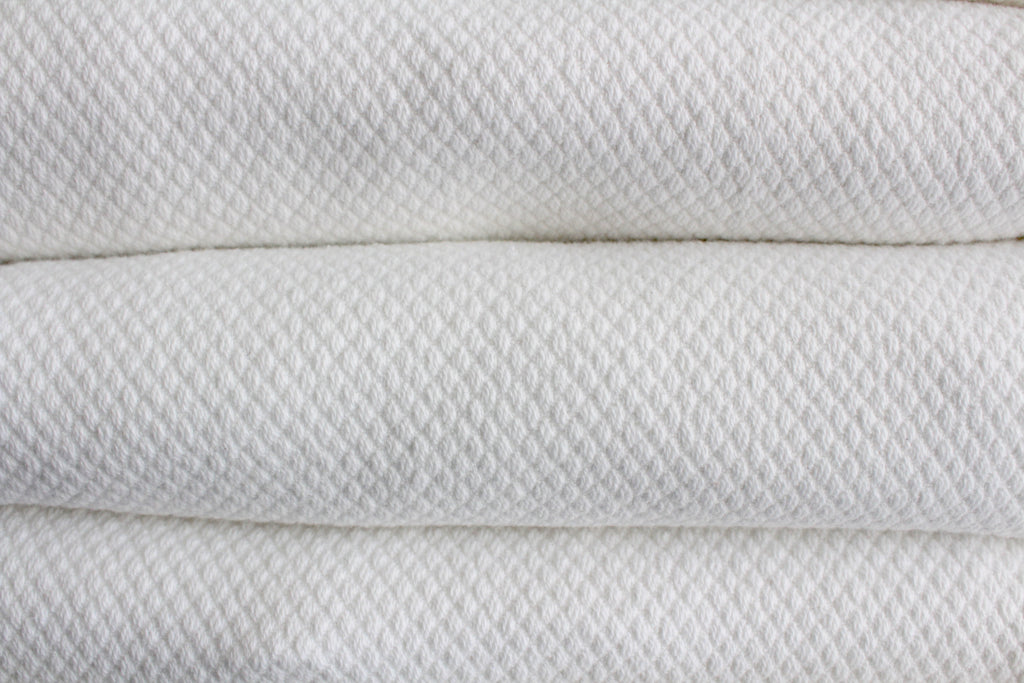 White Handloom Cotton Towels