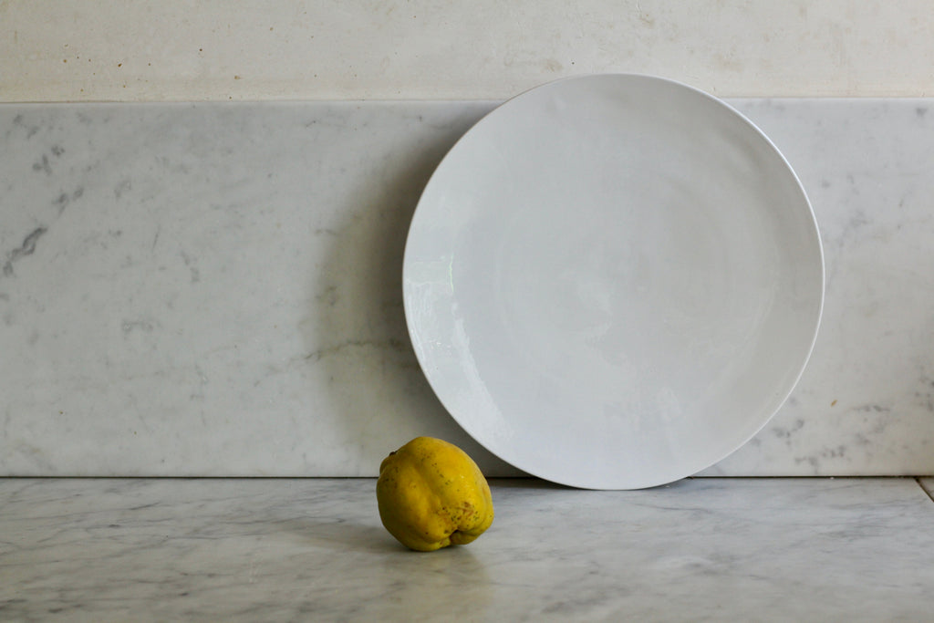 Large Earthenware Platter