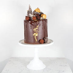 "Chocolate ""Mad hatter"" Cake"