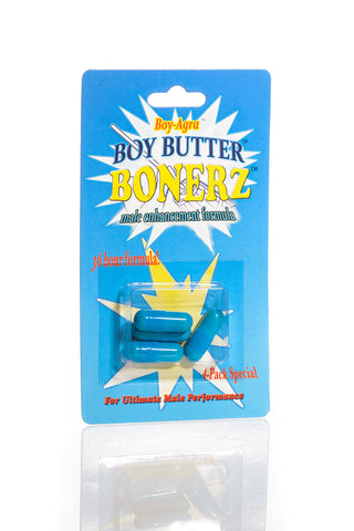 NEW: Boy Butter Bonerz 4-Pack