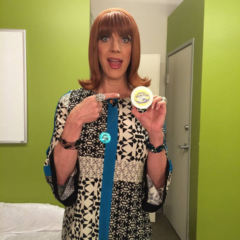 Drag Legend, Coco Peru, shows love for Boy Butter