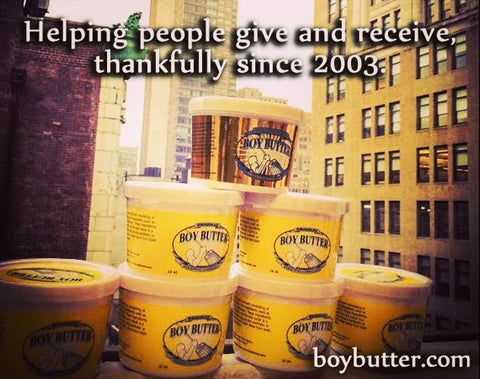 Helping people give and receive, thankfully since 2003!