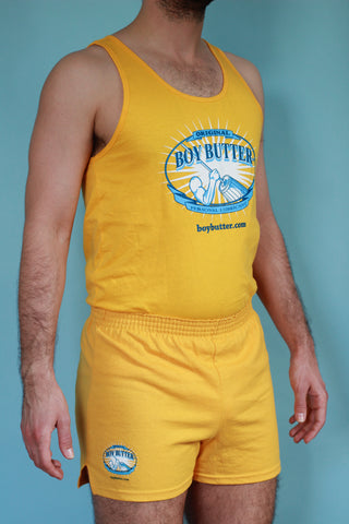 Boy Butter Gym Uniform