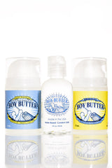 Boy Butter Stock Up & Save Travel Safe Triple Treat Bundle