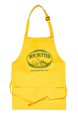 Boy Butter Cooking Apron