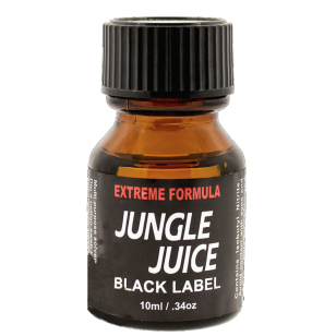 Jungle Juice Platinum Black - Erotic Aromatic