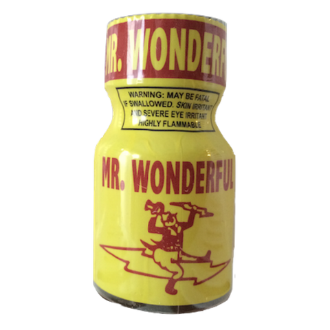 Mr. Wonderful - Erotic Aromatic