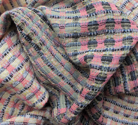 The Pine Check Weave scarf brings back Epice's new classic weave techni... click for more information