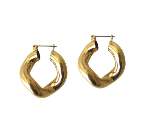 The Anima earrings is a new design that adds a twist to the Round Hoop e...                        click for more information