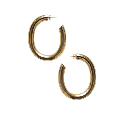 The Curve earrings have become Laura's signature design. The light weig... click for more information