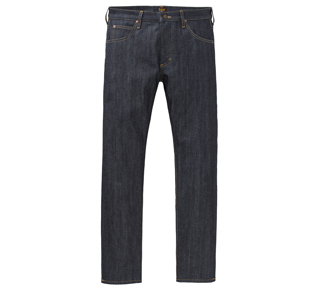 72be6900 Lee / 101 Z Japanese Blue Selvage Jeans at Found