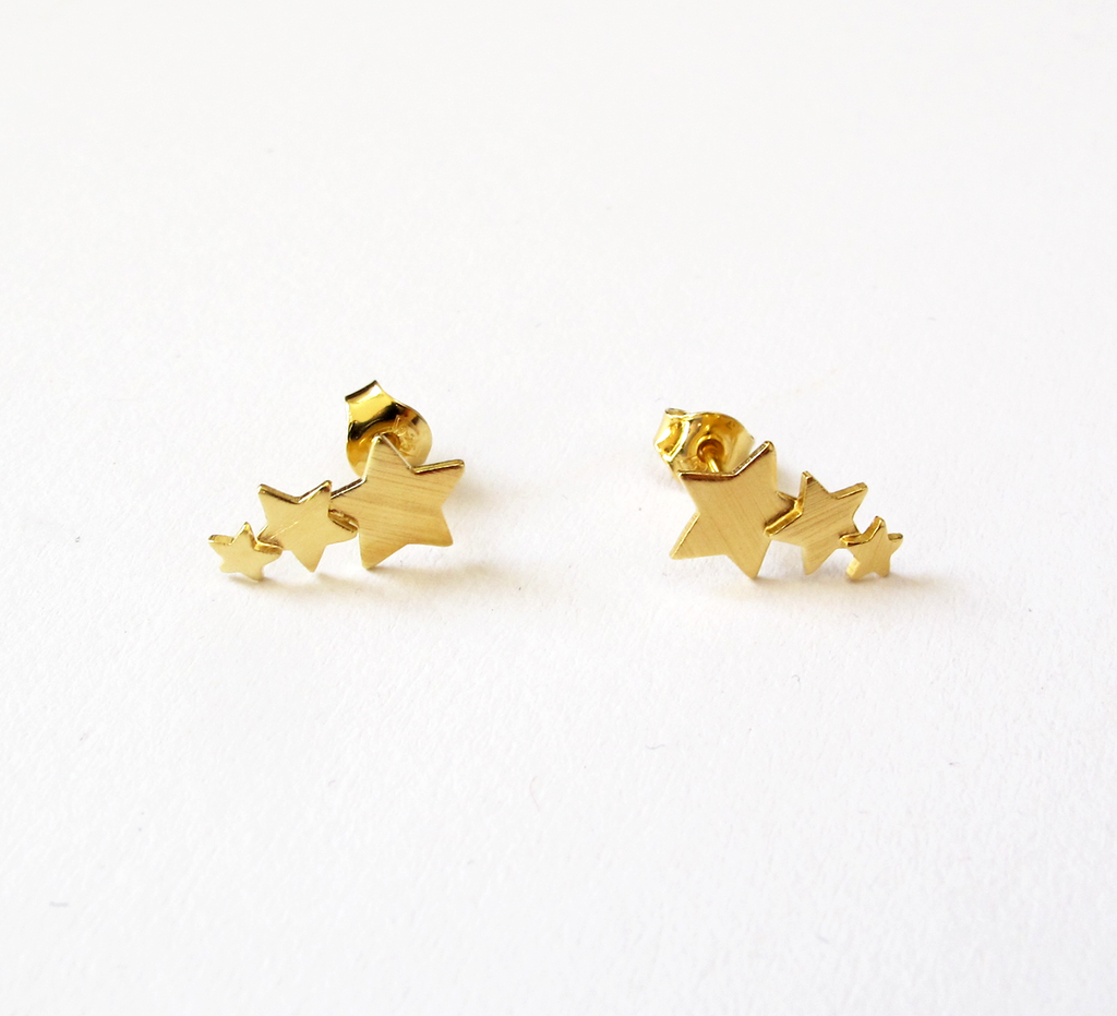 Colorado Shooting Stars: Pernille Corydon / Shooting Stars Earrings At Found