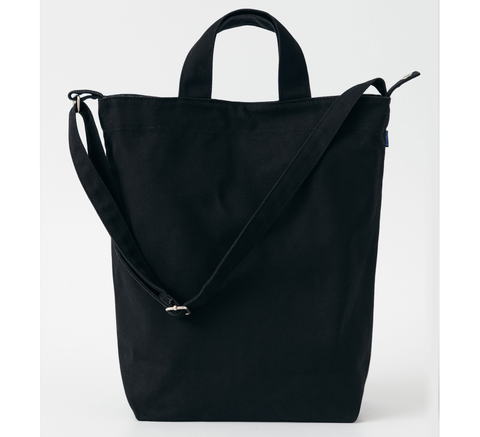 A bestseller in store the black Baggu Duck bag is an easy to use canvas... click for more information