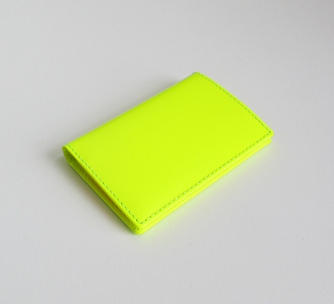 All new Super Fluro colours are in! This card holder has a super fluro y... click for more information
