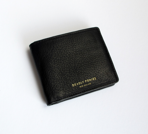Mr Flip Wallet is Deadly Ponies new billfold wallet with six slots for c... click for more information