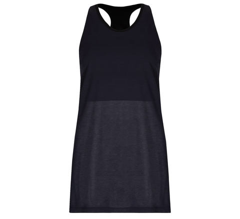 LNDR's Duo Tank combines a lightweight top with an integrated sports bra... click for more information