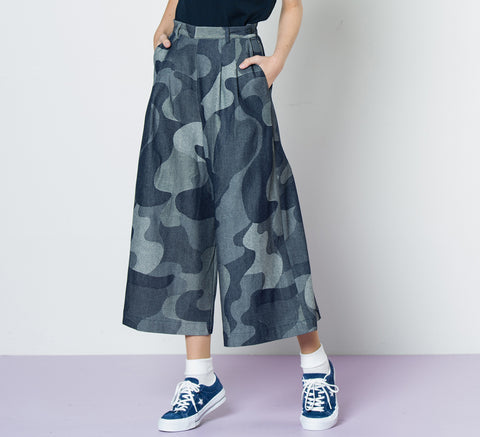 The Flip Flop Culottes are an incredible high-waisted trouser with plea...                        click for more information