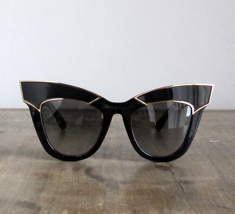 Introducing the Depotism frame!  Available in black gloss with a gold tr... click for more information