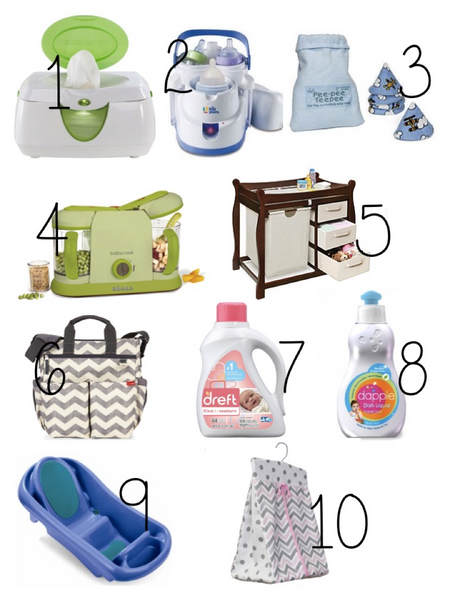 Do We Really Need That? 10 Things New Moms Don't Actually Need!