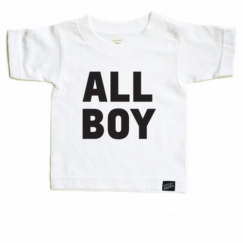 All Boy Toddler T-Shirt-onesie-baby-Little Misfits-tattoo-sleeves-trendy-baby-clothes-for-boys-girls-toddler