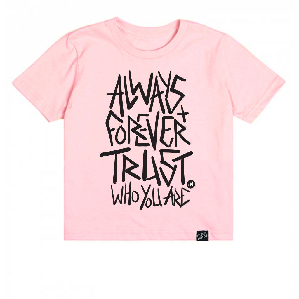 Always & Forever Trust In Who You Are-onesie-baby-Little Misfits-tattoo-sleeves-trendy-baby-clothes-for-boys-girls-toddler