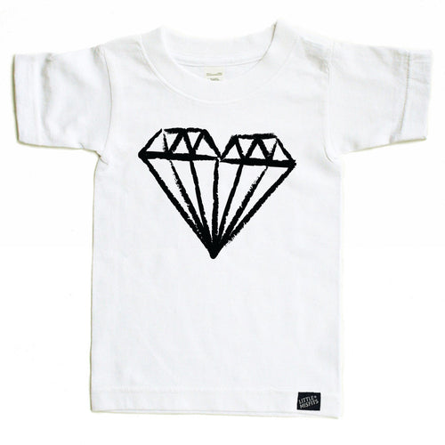 Diamond Heart-onesie-baby-Little Misfits-tattoo-sleeves-trendy-baby-clothes-for-boys-girls-toddler