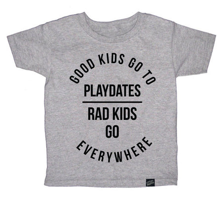 Good Kids Go To Playdates