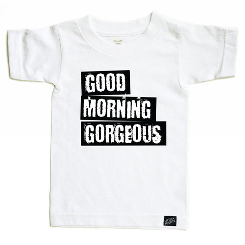 Good Morning, Gorgeous-onesie-baby-Little Misfits-tattoo-sleeves-trendy-baby-clothes-for-boys-girls-toddler