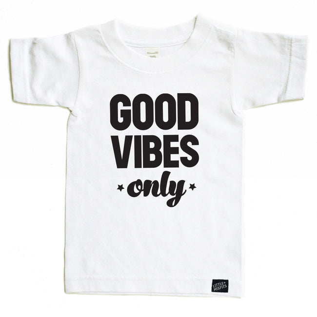 Good Vibes Only-onesie-baby-Little Misfits-tattoo-sleeves-trendy-baby-clothes-for-boys-girls-toddler
